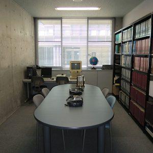 点字図書室写真