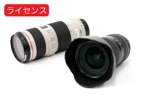 交換レンズ画像