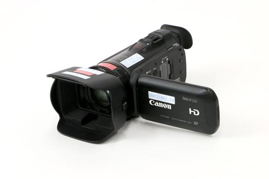 ビデオカメラ画像