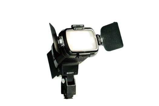 LEDライト写真