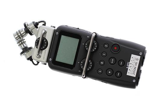 オーディオレコーダー画像