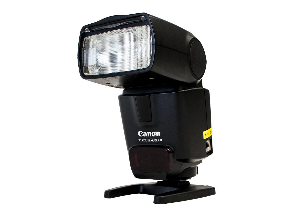 スピートライト Canon 430EX2