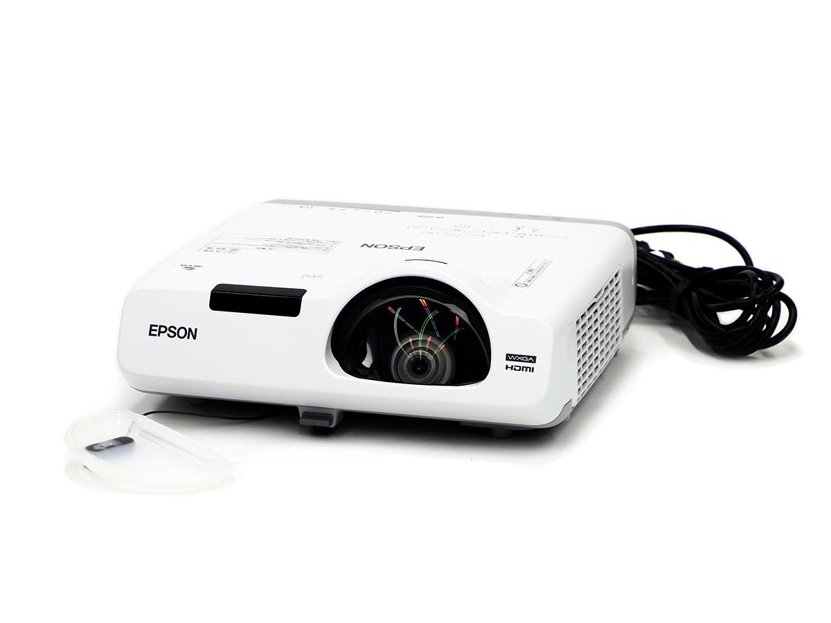 短焦点プロジェクター EPSON EB535W