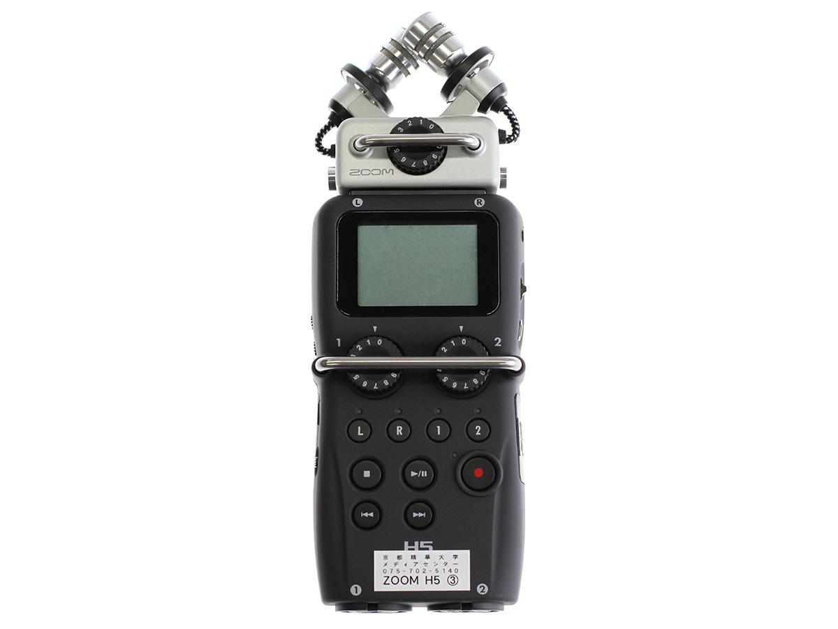 ハンディレコーダー Zoom H5