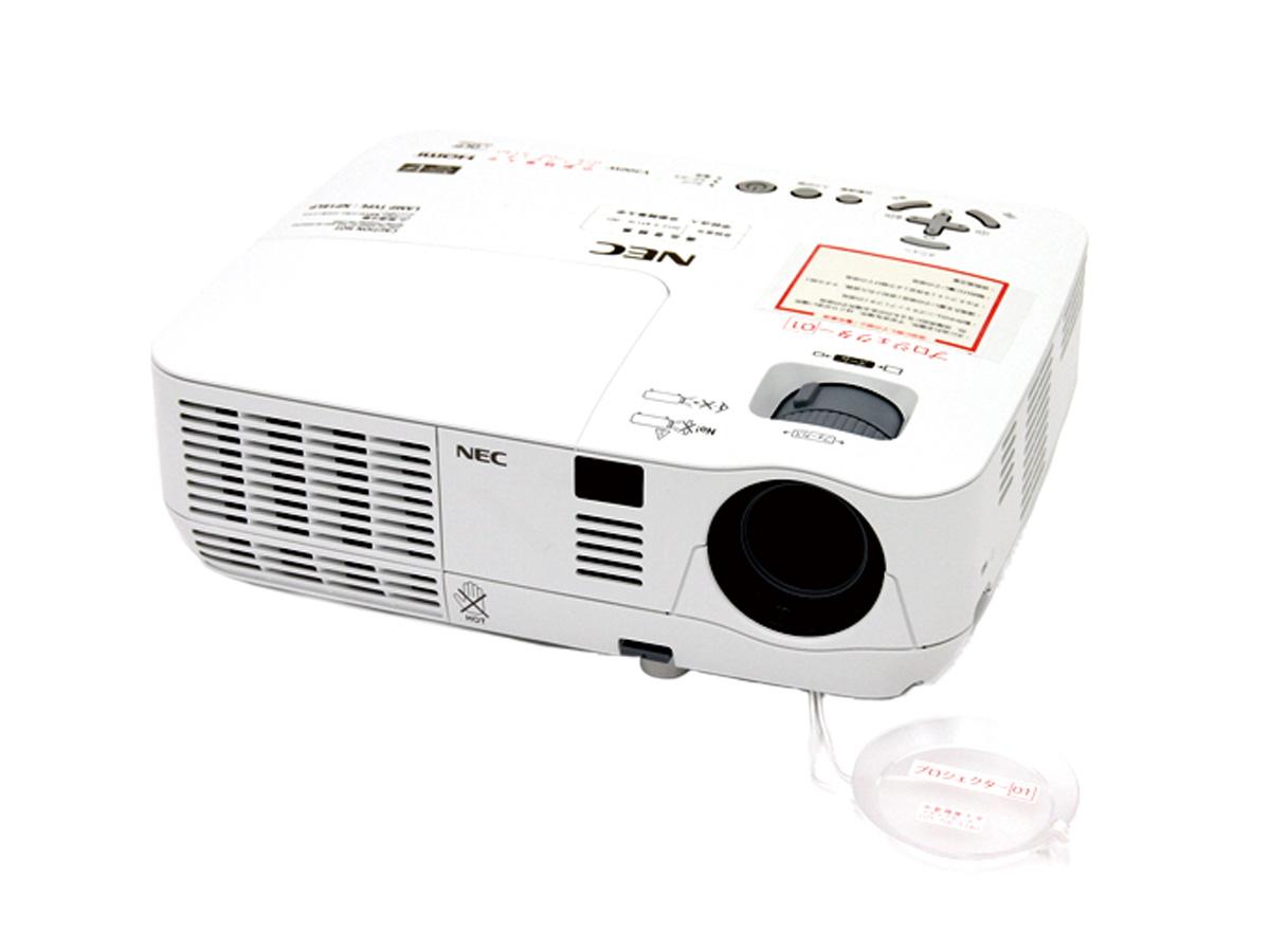 プロジェクター NECV300WJD